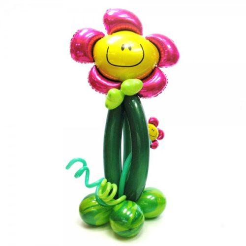 Маленький и большой цветочки