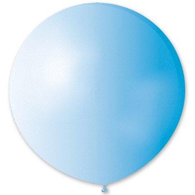 Шар 150 см Голубой пастель