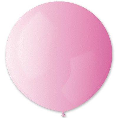 Шар 150 см Розовый пастель