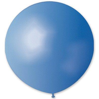 Шар 150 см Синий пастель