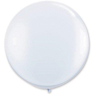 Шар 250 см Белый пастель