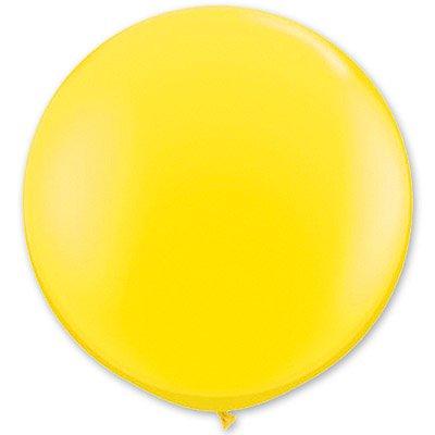 Шар 250 см Желтый пастель