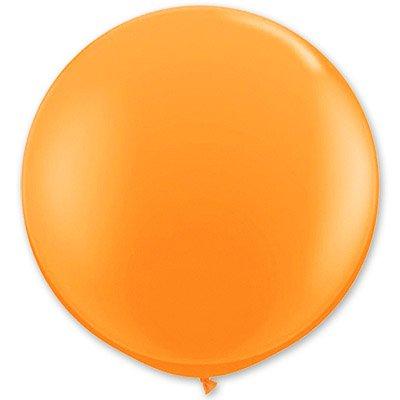 Шар 250 см Оранжевый пастель