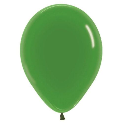 Шар 30 см кристалл Зеленый 330