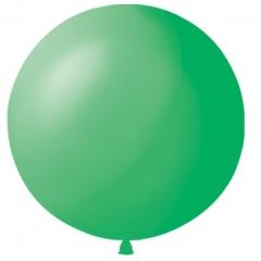 Шар 91 см Зеленый пастель