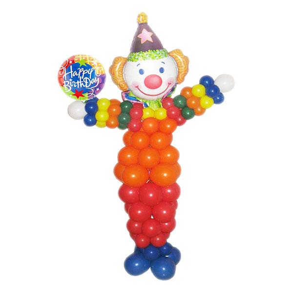 Мастер классы по воздушным шарам клоун