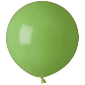 Шар 70 см зеленый пастель