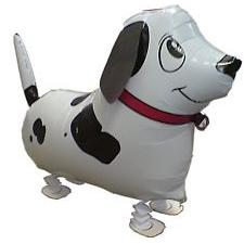 Шар 61 см Ходячая Фигура, Собака далматин