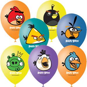 шар 30 см Angry Birds