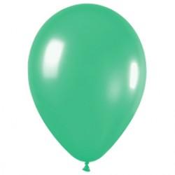 Шар 13 см Зеленый пастель