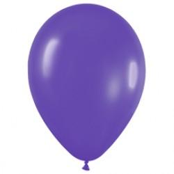 Шар 13 см Фиолетовый пастель