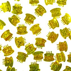 Конфетти Торты золото