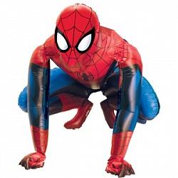 Шар 111 см Ходячая Фигура Человек-паук