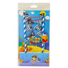 Декоративный комплект для кексов Маленький Пират