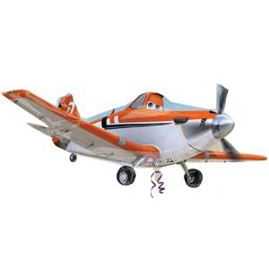Шар 91 см Фигура Самолеты