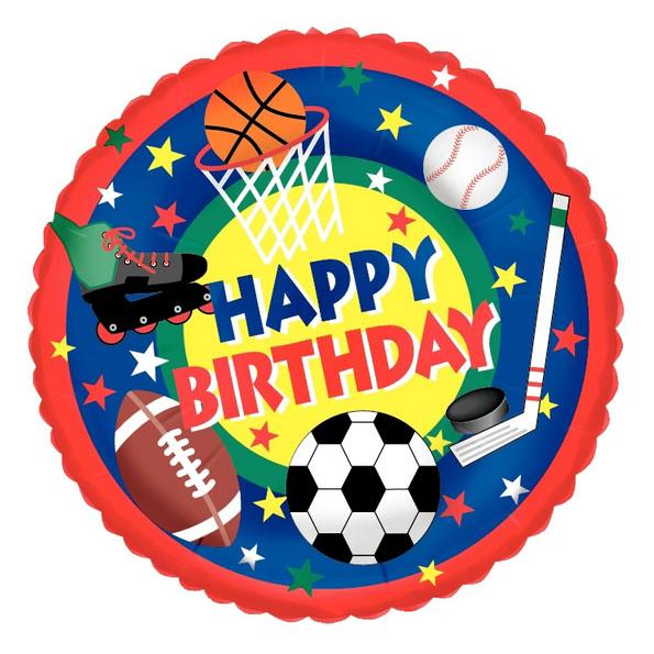 Поздравления сыну день рождения спорт