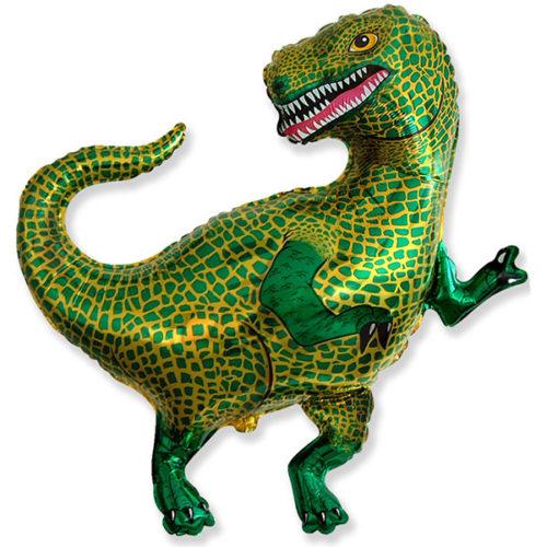 Шар 81 см Фигура Тираннозавр