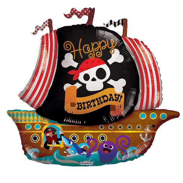 Поздравление пирата с днем рождения