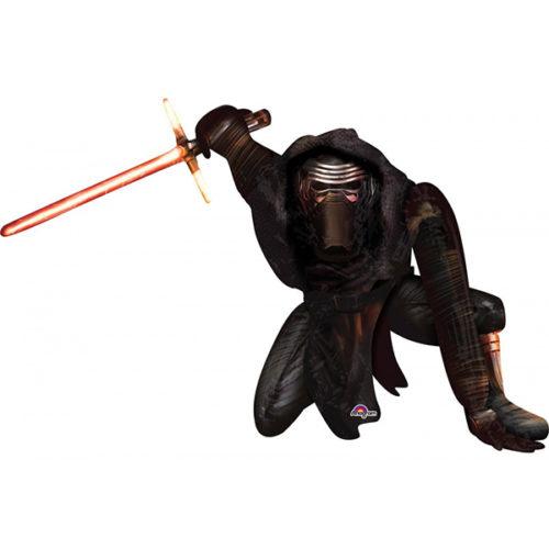 Шар 112 см Ходячая Фигура Звездные войны Кайло Рен