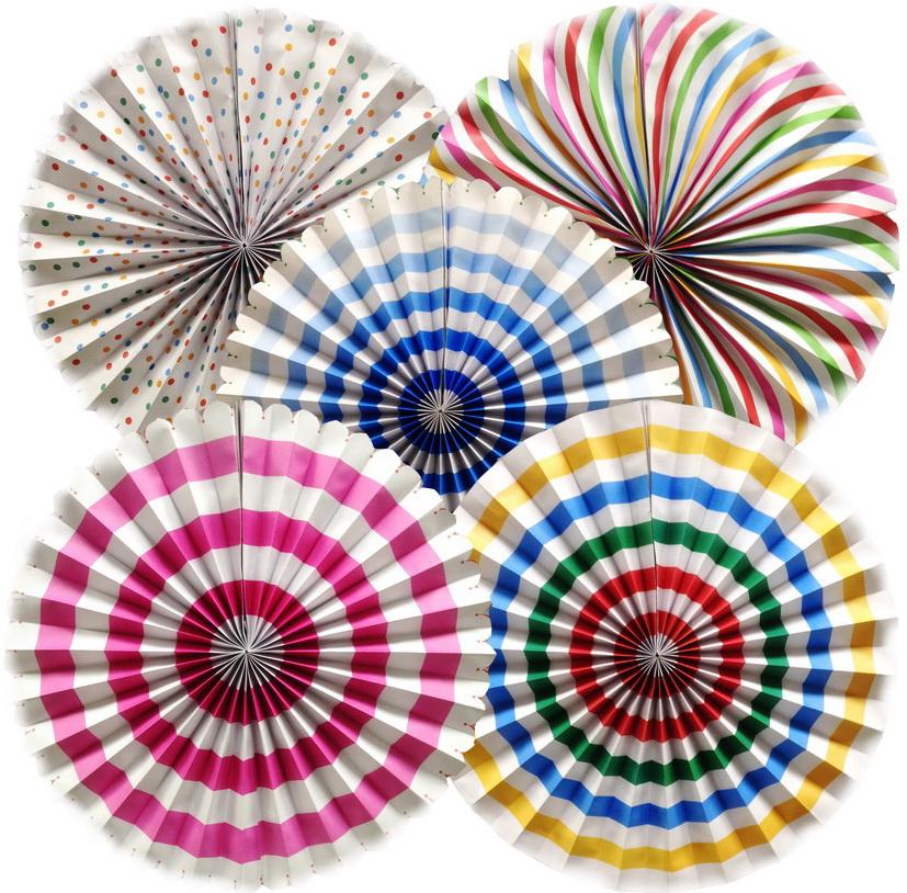 Декоративные веера фанты своими руками