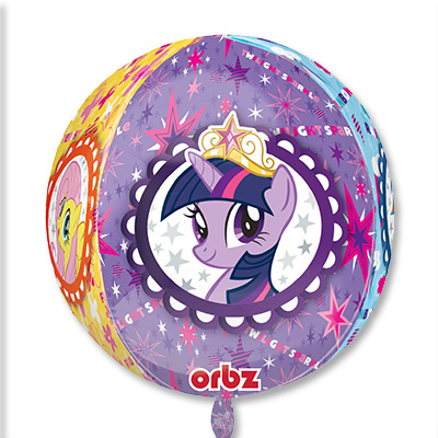 Шар 3D СФЕРА 41 см My Little Pony