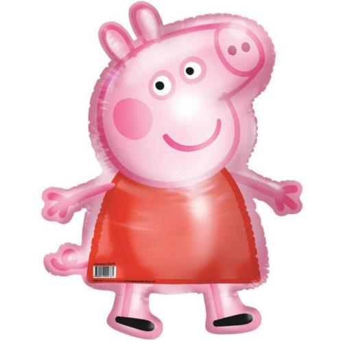 Шар 58 см Фигура Пеппа Peppa Pig