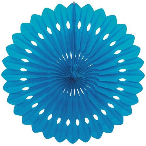 Диск Бумажный 40 см голубой