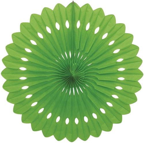 Диск Бумажный 40 см зеленый
