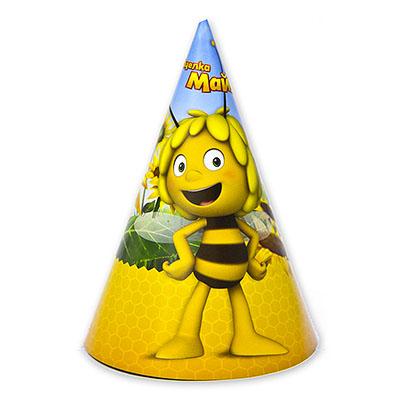 Колпачки Пчелка Майя 8 штук