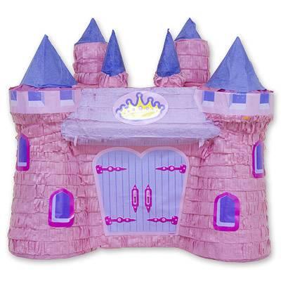 Пиньята 42 см Замок принцессы
