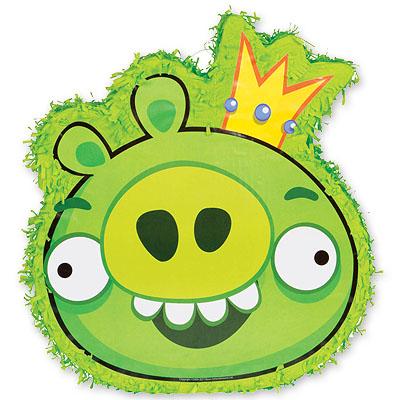 Пиньята 49 см Angry Birds Король Свиней
