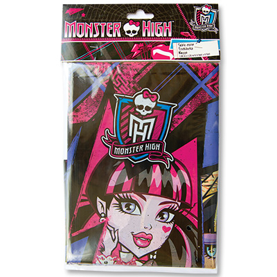 Скатерть п-э Monster High 120х180 см