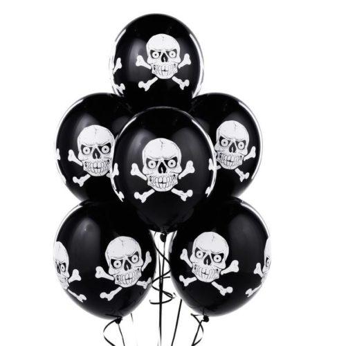 Связка из 6 шаров для любимого пирата