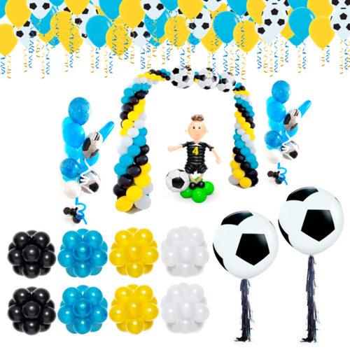 Оформление праздника тема Футбол
