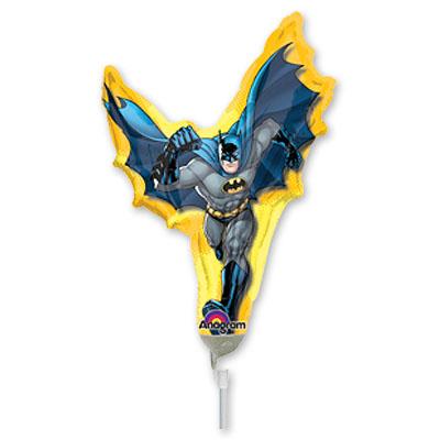Шар 35 см Мини-фигура Бэтмен
