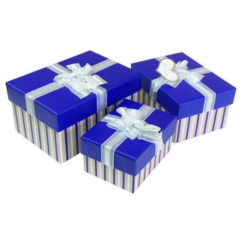 Коробка прямоугольник Набор Морской бриз 15х10х8 см