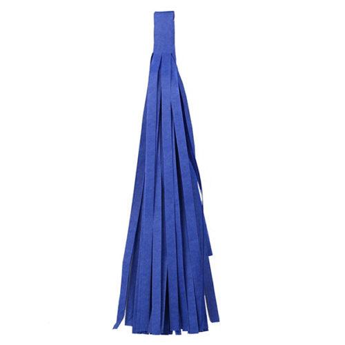 Помпон Кисточка Тассел 35 х 25 см темно-синий 5 листов