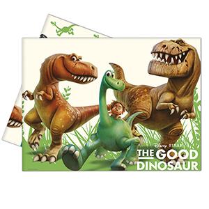 Скатерть полиэтиленовая Хороший Динозавр 120 см X 180 см