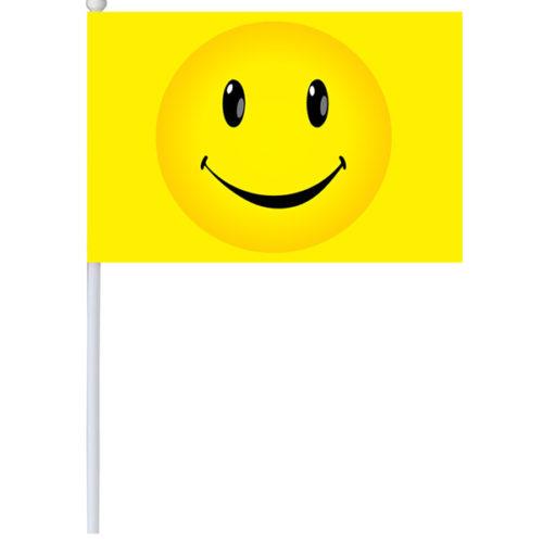 Флаг Смайл 14 х 20 см