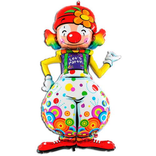 Шар 160 см Фигура Клоун