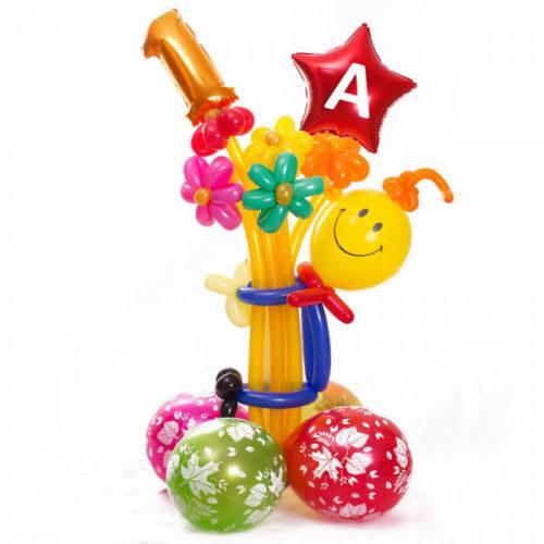Фигура из шаров стойка 1 ксласс