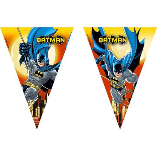 Гирлянда-вымпел Бэтмен Dark Hero 2,3 м