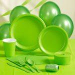 Коллекция Без рисунка Светло-Зеленый