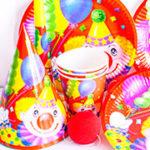 Коллекция Клоун с шарами