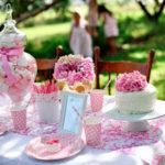 Коллекция Точки Розовые