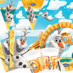 Коллекция Frozen Олаф