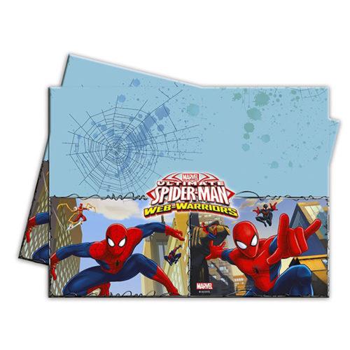 Скатерь п-э 120 х 180 см Человек-паук Веб воины
