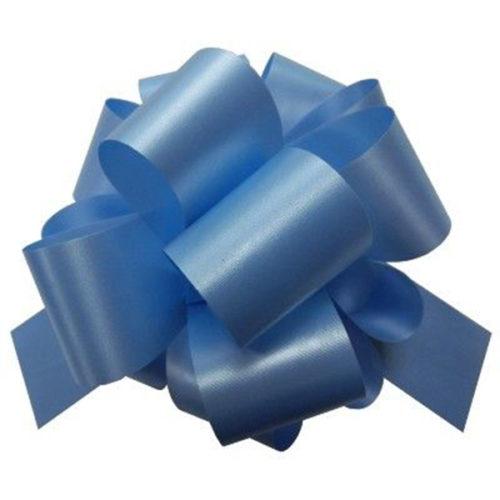 Бант Шар Пастель Голубой 19 см 30 шт