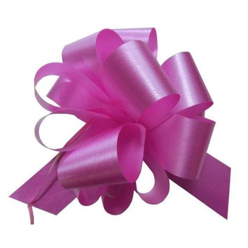 Бант Шар Пастель Розовый 8 см 50 шт