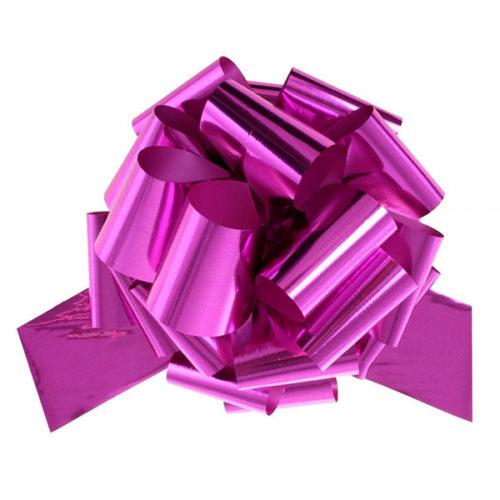 Бант Шар металлик Фуше 13 см 30 шт
